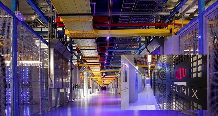 BigBossはequinixのサーバーを採用し、約定力にも徹底的にこだわっている